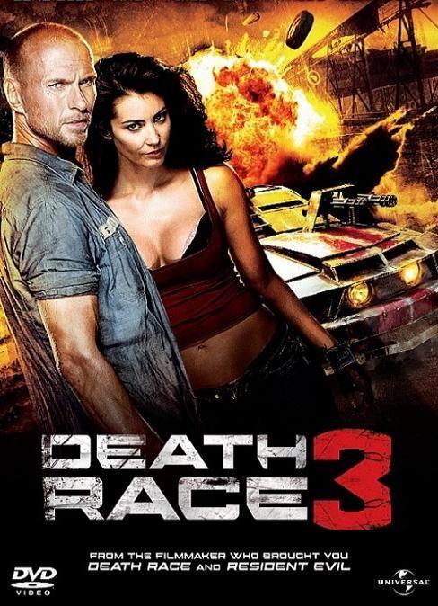 Death Race 3: la locandina del film
