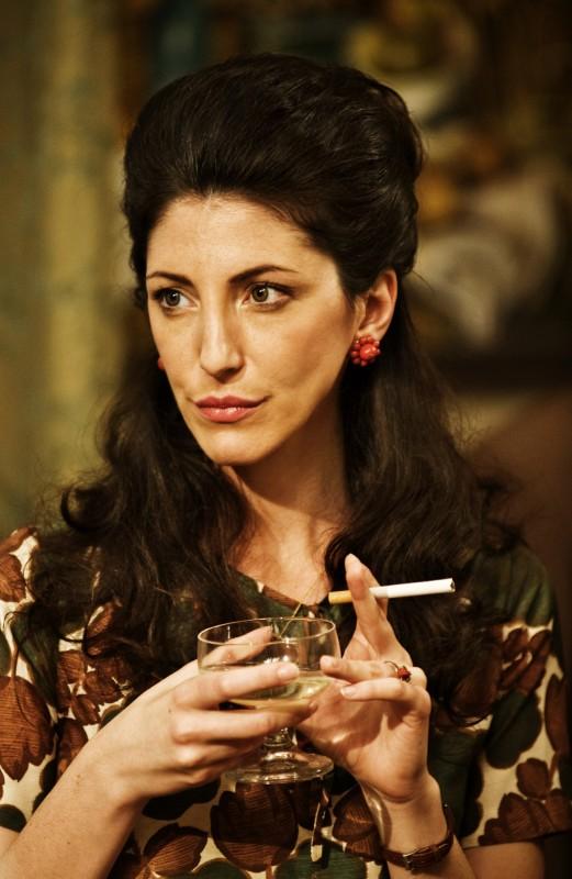 L'uomo Nero, Isabella Ragno in una sequenza