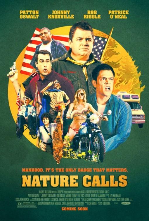 Nature Calls: la locandina del film