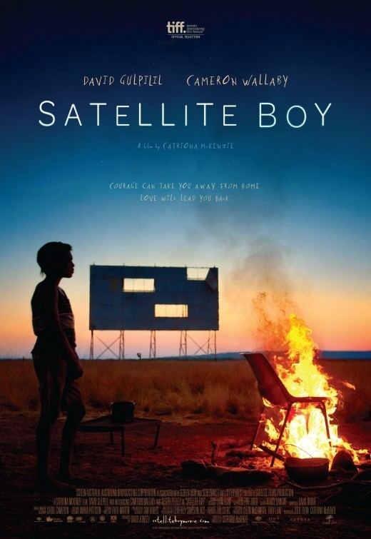 Satellite Boy: la locandina del film