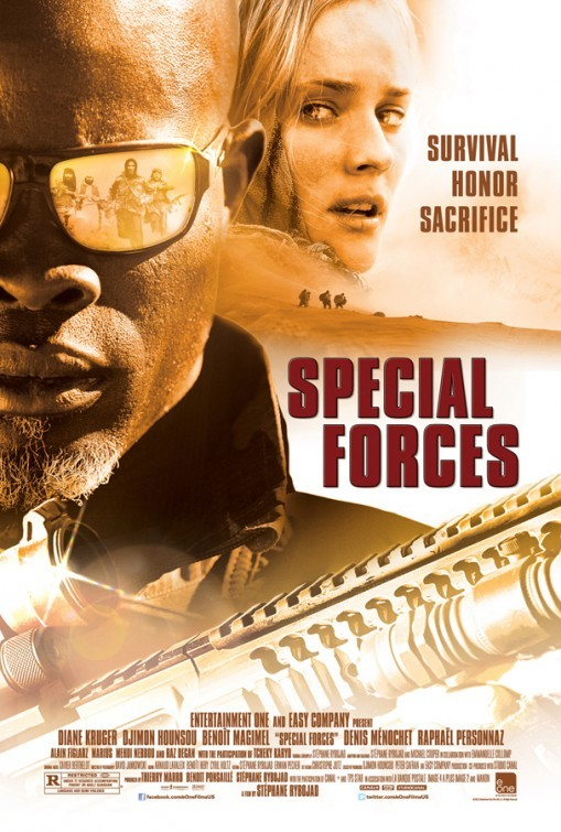 Special Forces : poster USA