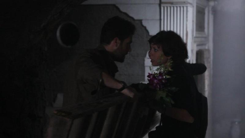 Vitriol: Roberta Astuti e Yuri Napoli in una scena del film
