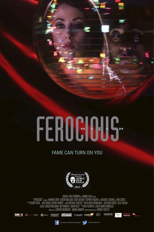 Ferocious: la locandina del film