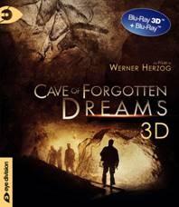 La copertina di Cave of Forgotten Dreams 3D (blu-ray)