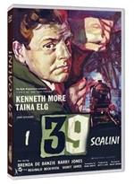 La copertina di I 39 scalini (dvd)