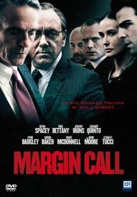 La copertina di Margin Call (dvd)