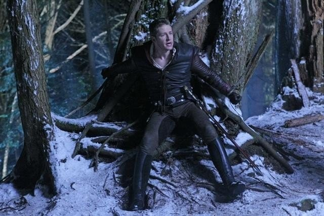 Once Upon a Time: Josh Dallas nell'episodio Heart of Darkness