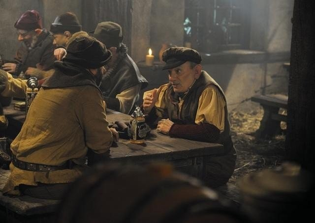 Once Upon a Time: Lee Arenberg e Ken Kramer nell'episodio Dreamy
