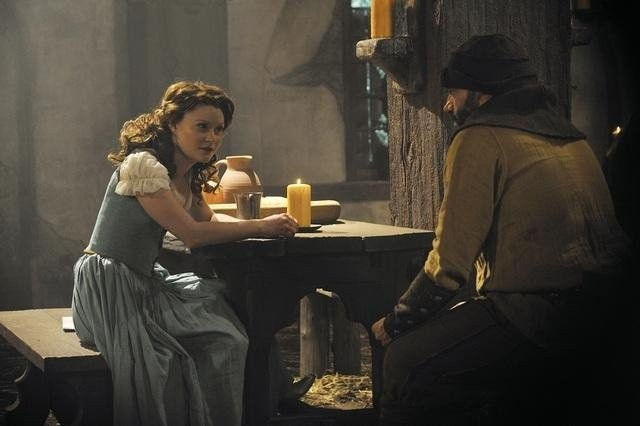 Once Upon a Time: Lee Arenberg ed Emilie de Ravin nell'episodio Dreamy