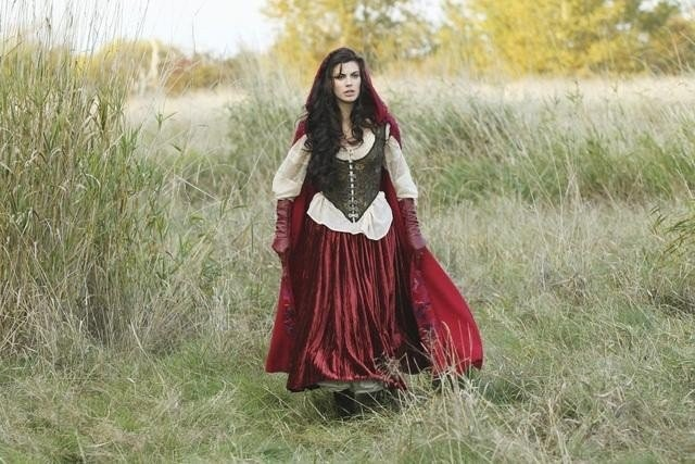 Once Upon a Time: Meghan Ory nell'episodio 7:15 A.M.