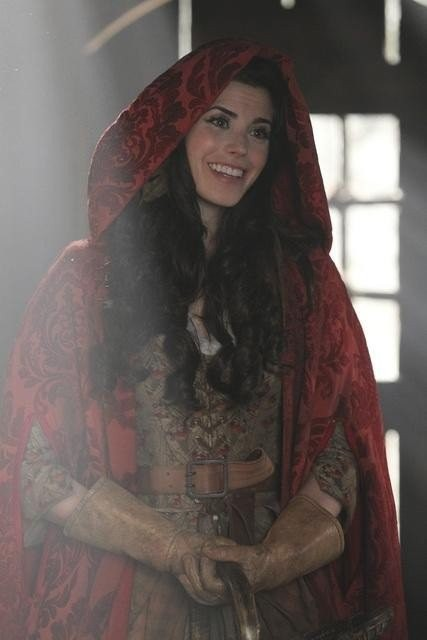 Once Upon a Time: Meghan Ory nell'episodio Red-Handed