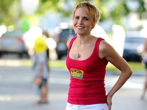 Sally Pressman nell'episodio Addio alle armi della quinta stagione di Army Wives - Conflitti del cuore