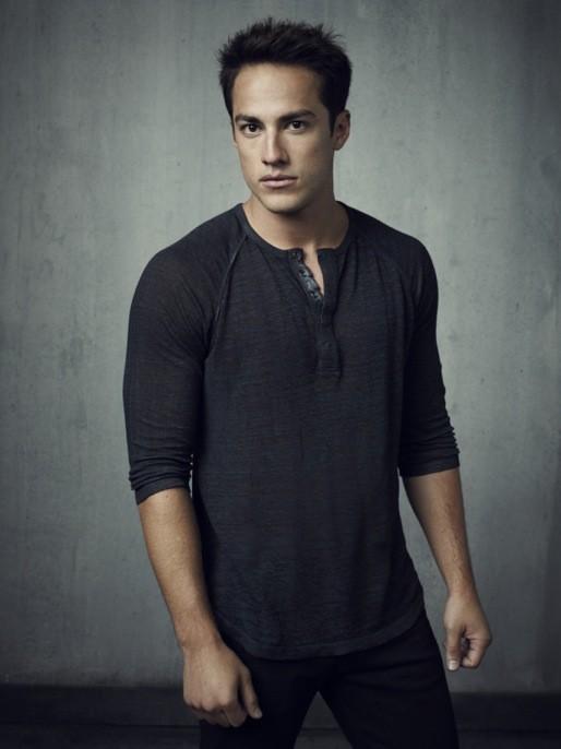 The Vampire Diaries: Michael Trevino in una foto promozionale della stagione 4