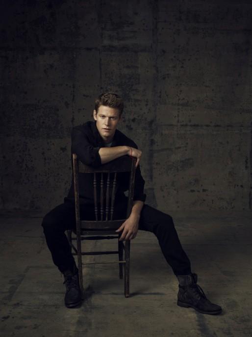 The Vampire Diaries: Zach Roerig in una foto promozionale della stagione 4