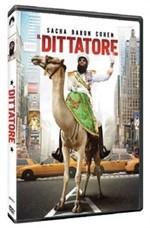 La copertina di Il dittatore (dvd)