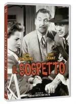 La copertina di Il sospetto (dvd)