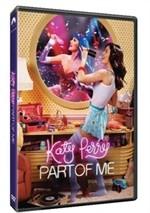 La copertina di Katy Perry: Part of Me (dvd)