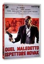 La copertina di Quel maledetto ispettore Novak (dvd)