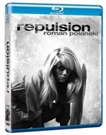 La copertina di Repulsion (blu-ray)
