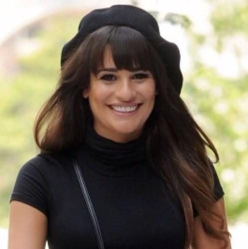 Lea Michele nell'episodio The New Rachel della quarta stagione di Glee
