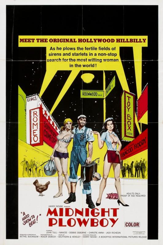 Midnight Plowboy: la locandina del film