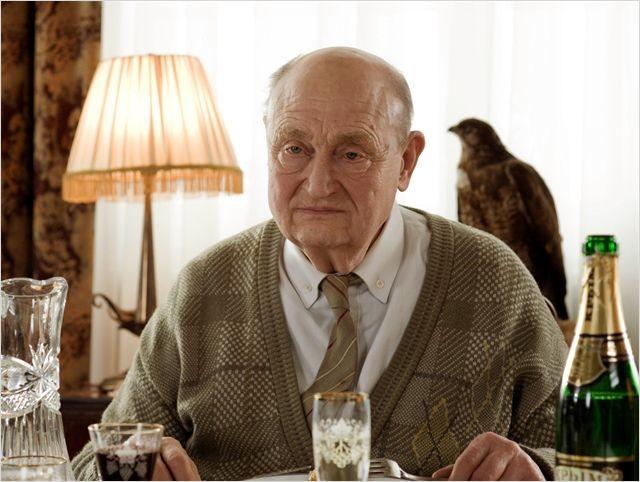 Rolf Hoppe nel cast del film Wir wollten aufs Meer