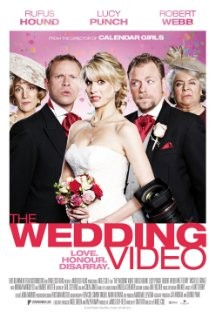 The Wedding Video: la locandina del film