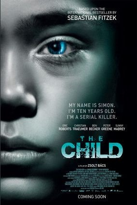 The Child: la locandina del film