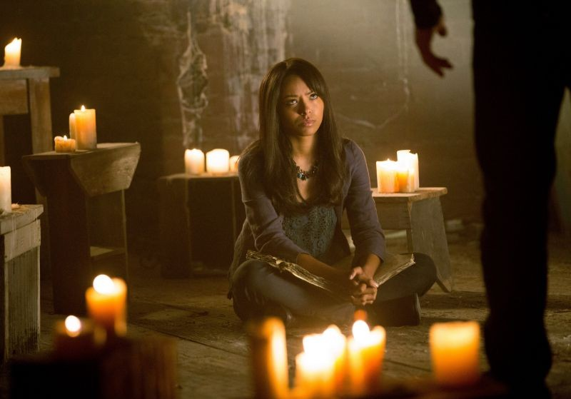 The Vampire Diaries: Kat Graham nell'episodio Growing Pains