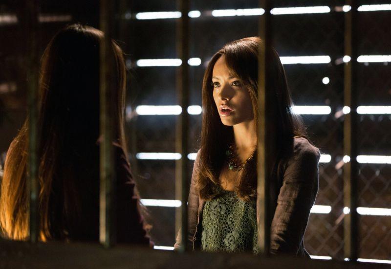 The Vampire Diaries: Nina Dobrev e Kat Graham nell'episodio Growing Pains