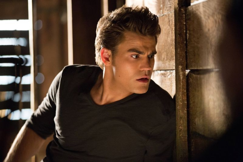 The Vampire Diaries: Paul Wesley nell'episodio Growing Pains
