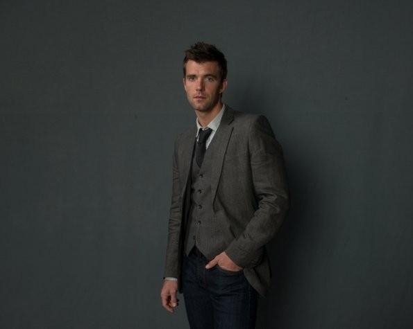 Haven: Lucas Bryant in una foto promozionale della stagione 3