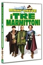 La copertina di Biancaneve & i tre marmittoni (dvd)