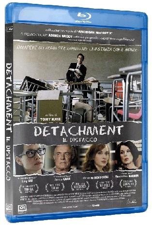 La copertina di Detachment - Il distacco (blu-ray)
