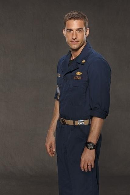 Last Resort: Scott Speedman in una foto promozionale della serie