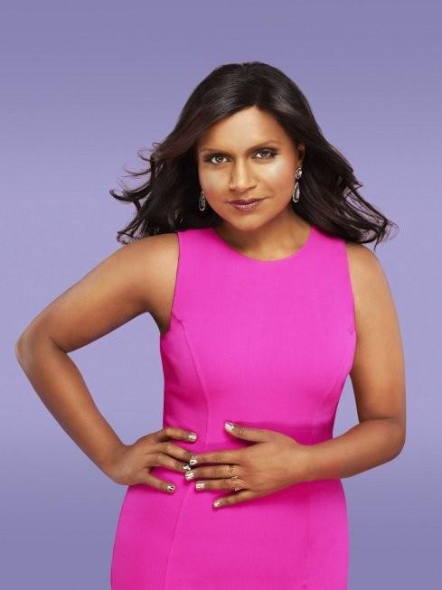 The Mindy Project: Mindy Kaling in una foto promozionale della serie