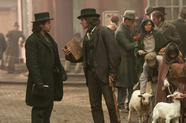 Copper: Kevin Ryan e Tom Weston-Jones nell'episodio The Empty Locket