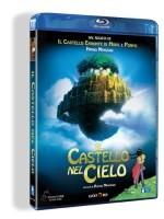 La copertina di Il castello nel cielo (blu-ray)
