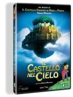 La copertina di Il castello nel cielo (dvd)