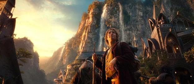 Martin Freeman nello splendore della Terra di Mezzo in Lo Hobbit - Un viaggio inaspettato