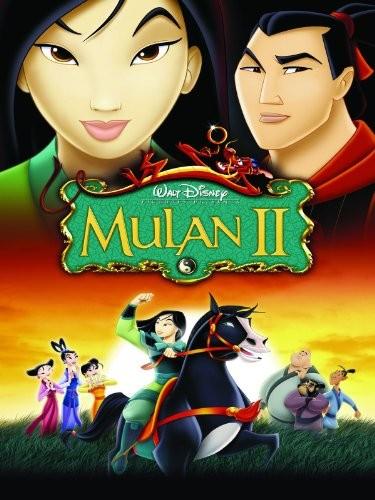 Mulan 2: la locandina del film