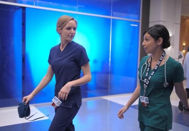 The Mob Doctor: Floriana Lima e Jordana Spiro nel pilot della serie