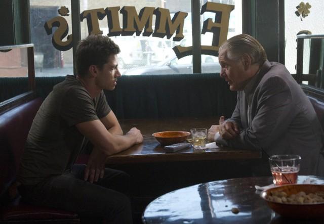 The Mob Doctor: James Carpinello e William Forsythe  nell'episodio Family Secrets