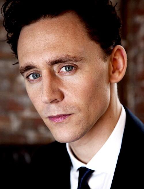 Una foto di Tom Hiddleston