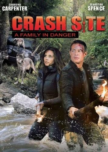 Crash Site: la locandina del film