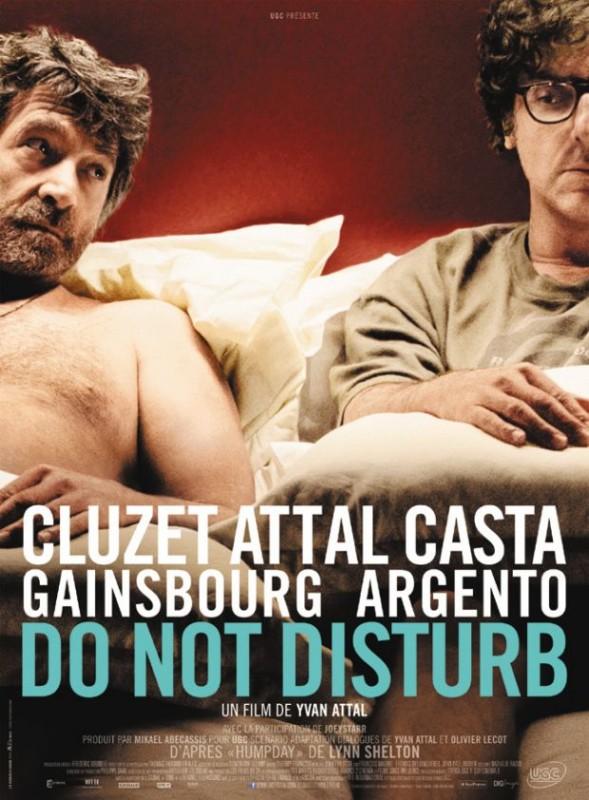 Do Not Disturb: la locandina del film