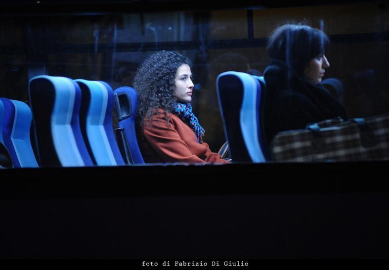 IL GIOVANE MONTALBANO - Katia Greco in una scena