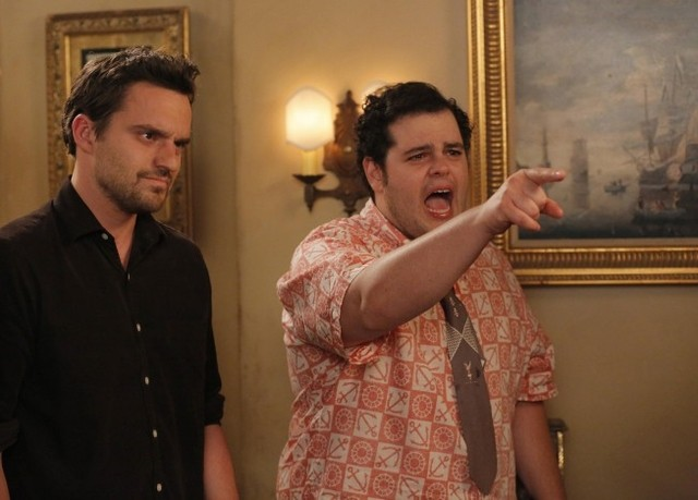 New Girl: Jake Johnson e Josh Gad nell'episodio Katie