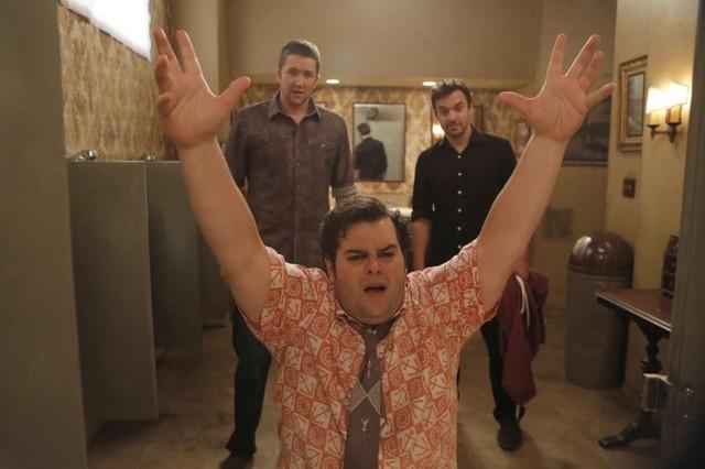 New Girl: Josh Braaten, Jake Johnson e Josh Gad nell'episodio Katie