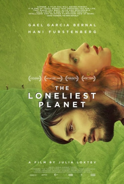 The Loneliest Planet: nuovo poster